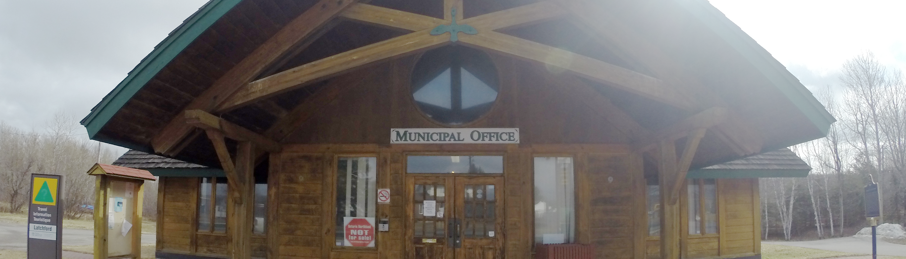 Latchford Municipal Office, Latchford Ontario